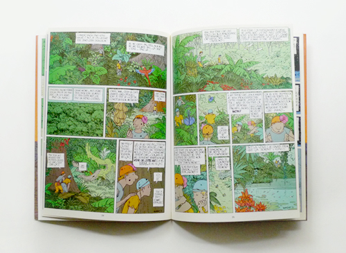 MOEBIUS: Les Jardins d'Edena