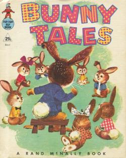 a rand mcnally book bunny tales