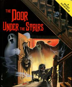 THE DOOR UNDER THE STAIRS