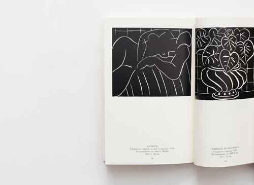 Matisse - Oeuvre Grave