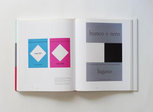 Max Bill: typografie reklame buchgestaltung