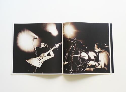 METALLICA tour book by anton corbijn