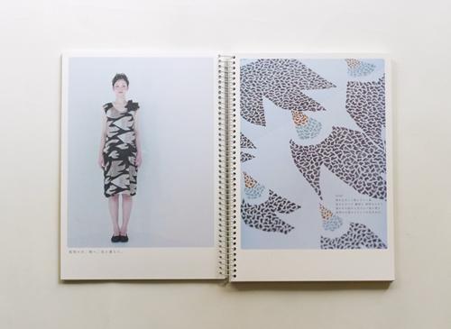 mina perhonen 紋黄蝶 2010→ Spring / Summer Collection