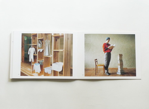 mina perhonen 紋黄蝶 2010–2011→ Autumn / Winter Collection