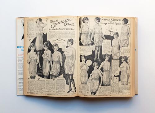 1922 MONTGOMERY WARD CATAROGUE