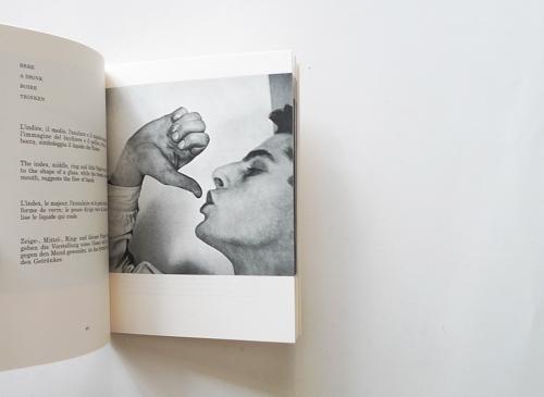 Bruno Munari: Supplemento al dizionnalio Italiano