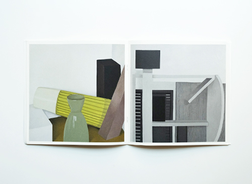 Nathalie Du Pasquier: Square Paintings