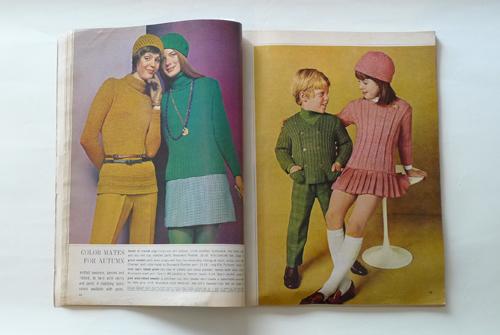 McCALL'S NEEDLEWORK & CRAFTS FALL-WINTER 1970-71
