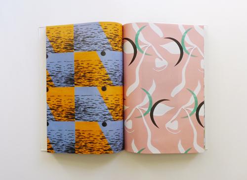 Nick Mauss: Geschenkpapiere