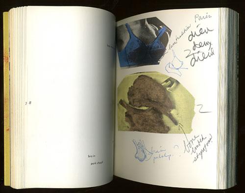 Claes Oldenburg: Notes in Hand