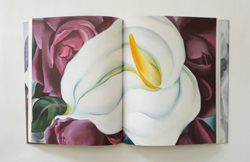 O'Keeffe One hundred flowers 2