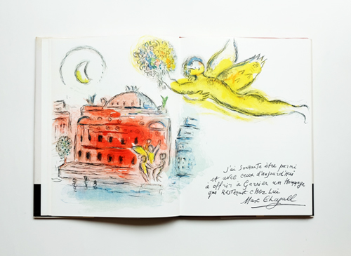 Marc Chagall: Le Plafond de l'Opera de Paris