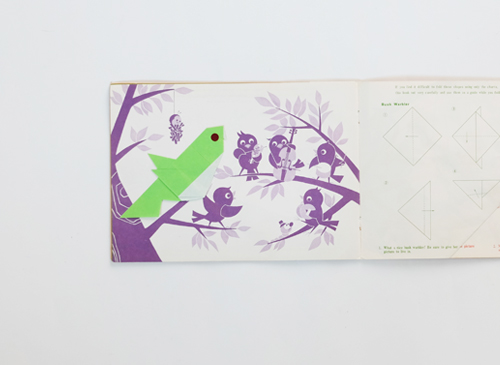 Origami Fun Book/ Origami Land 各巻