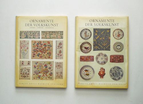 ORNAMENTE DER VOLKSKUNST+ORNAMENTE DER VOLKER