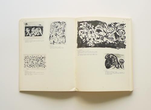 Pierre Alechinsky: Les estampes de 1946 a 1972