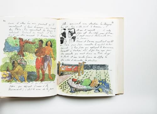 ゴーギャン手稿 タヒチ・ノート