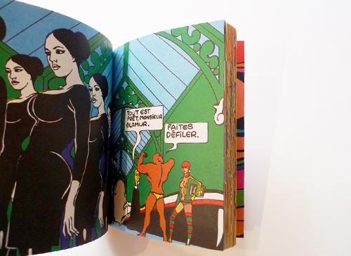ギィ・ペラート作品集:Guy Peellaert's Flipper's Comics