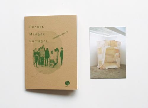 Johanna Tagata: Penser, Manger, Partager,
