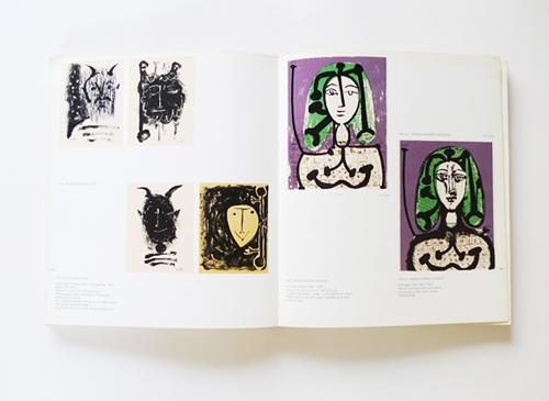 Picasso Lithographs