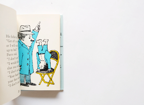 Maurice Sendak: PIERRE a cautionary tale