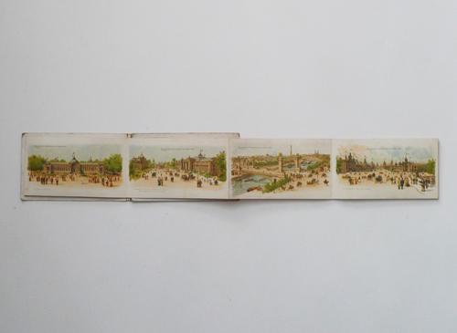 Republique Francaise - Exposition Universelle de Paris 1900