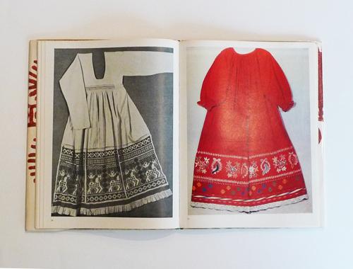 ロシアの刺繍本