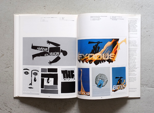 ソール・バス&アソシエーツ Saul Bass & Associates IDEA ARCHIVE 01