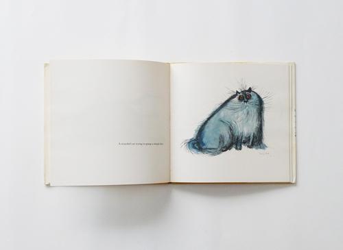 Ronald Searle: Searle's Cats