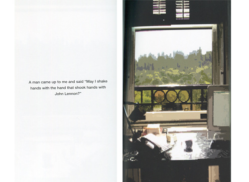 Yoko Ono: Spare room