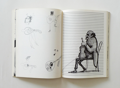 Saul Steinberg: The Passport