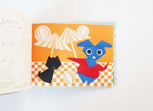 Sunny Origami / Triangular Origami 各巻