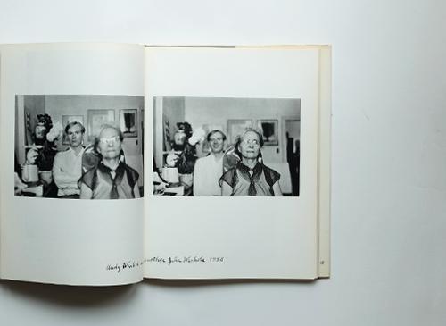 ALBUM - The Portraits of Duane Michals 1958-1988