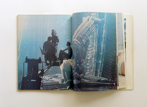 Paul Scanlon & Michael Gross: The Book of Alien