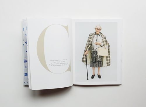 Tim Walker: The Granny Alphabet