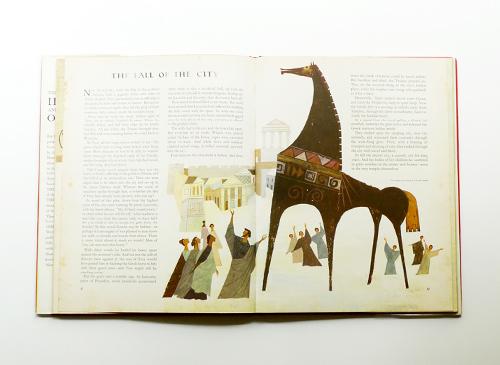 Alice And Martin Provensen: THE ILIAD AND THE ODYSSEY2