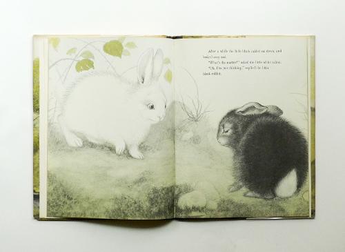 Garth Williams: The Rabbit's Wedding5
