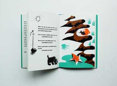Margaret Wise Brown & Leonard Weisgard: The Seashore Noisy Book