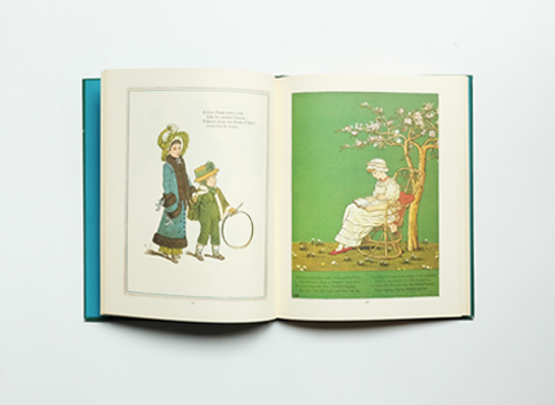 Kate Greenaway: Under the Window